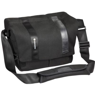 Vanguard-精嘉-VOJO-旅行者-28-黑-單肩斜背相機攝影包