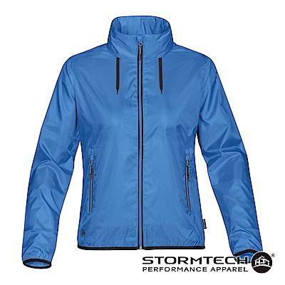 【加拿大STORMTECH】MXP-1W防潑休閒機能外套-女-藍