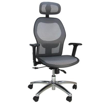 邏爵-洛亞專利網布全網電腦椅-辦公椅-主管椅