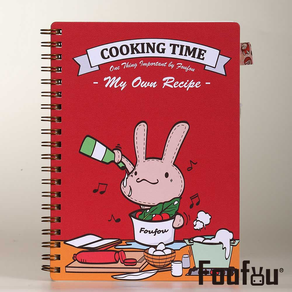 Foufou 一件事記事本(下廚時刻/煮飯 Cooking Time)