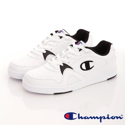 Champion 男 BKB Low Cut 復古休閒鞋-白