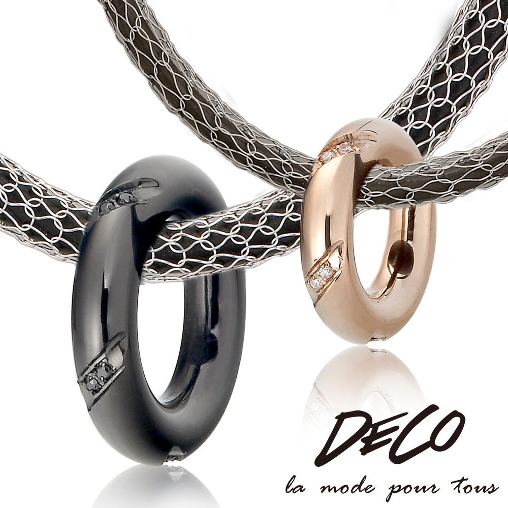 DECO X MASSA-G【威尼斯之輪】鋼對墬搭配X1鍺鈦對鍊