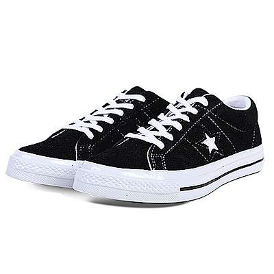 CONVERSE-男女休閒鞋158369C-黑