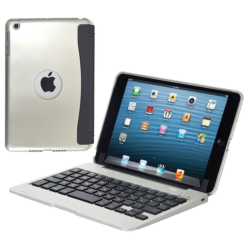 iPad Mini/Mini 2/Mini 3 專用分離式藍牙鍵盤筆電盒
