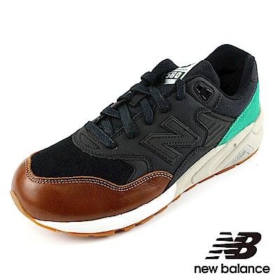 New Balance 580復古鞋MRT580NK-D男黑色