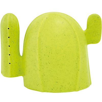 Waybe 造型雙格量米杯(綠仙人掌)