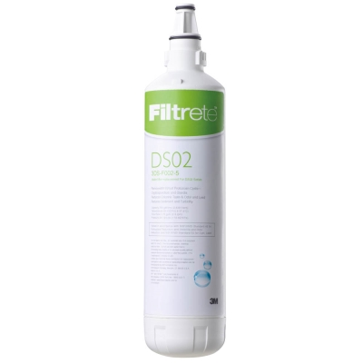 3M DIY全面級可生飲淨水器DS02-替換濾心