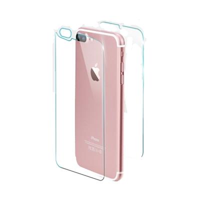 5.5吋蘋果iPhone7 Plus 鋼化玻璃3貼套餐組(前+後+鏡頭)