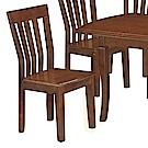 H&D 柚木色餐椅(單) (寬45X深49X高43cm)