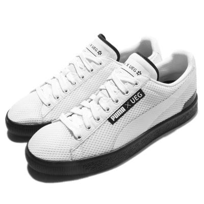 Puma 休閒鞋 Court x UEG 聯名 男鞋