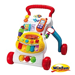 WinFun 多功能音樂學步車