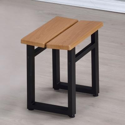 Homelike 史丹工業風短凳-50x28x43cm