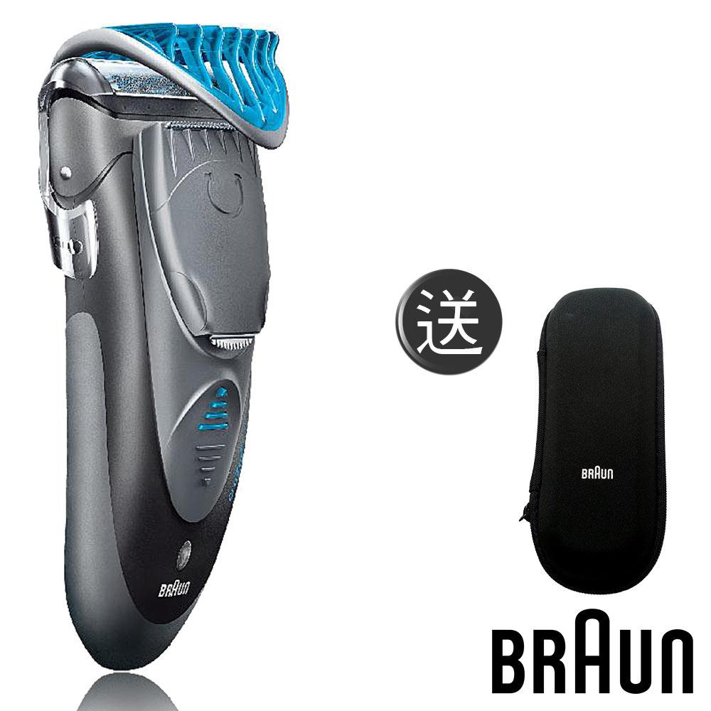 德國百靈 BRAUN 三合一狠型水洗電鬍刀(Cruzer 6)-快速到貨
