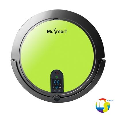 Mr-Smart-8S-8倍高速氣旋移動吸塵掃地機器人-亮寶石黃