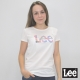 Lee 短袖T恤 粉彩logo圖案印刷-女款