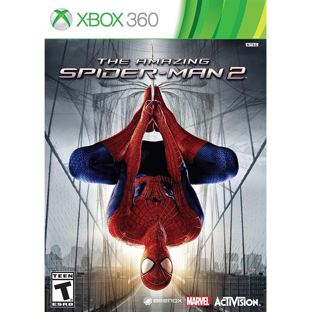 蜘蛛人:驚奇再起2 Spider Man 2-XBOX360英文美版