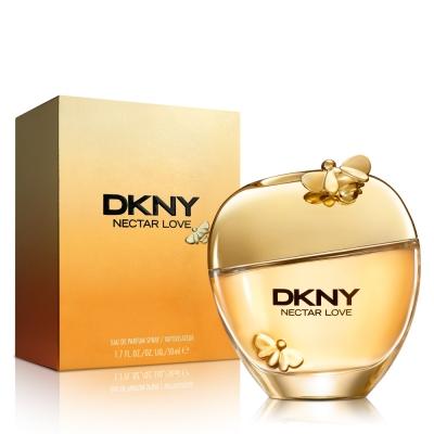 DKNY 蜜戀女性淡香精50ml 送品牌小香