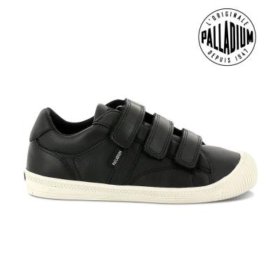 Palladium Flex strap Lea-童-黑