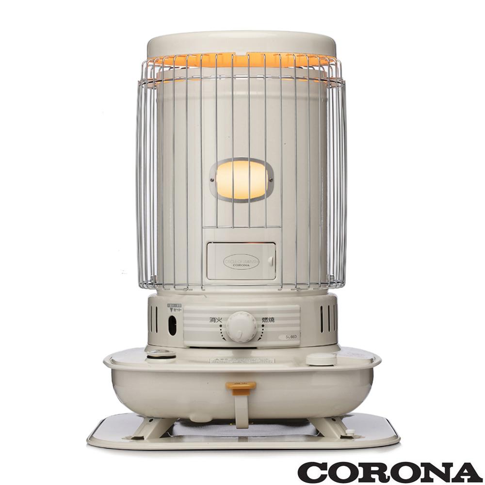 日本CORONA古典圓筒煤油暖爐SL-66(公司貨)