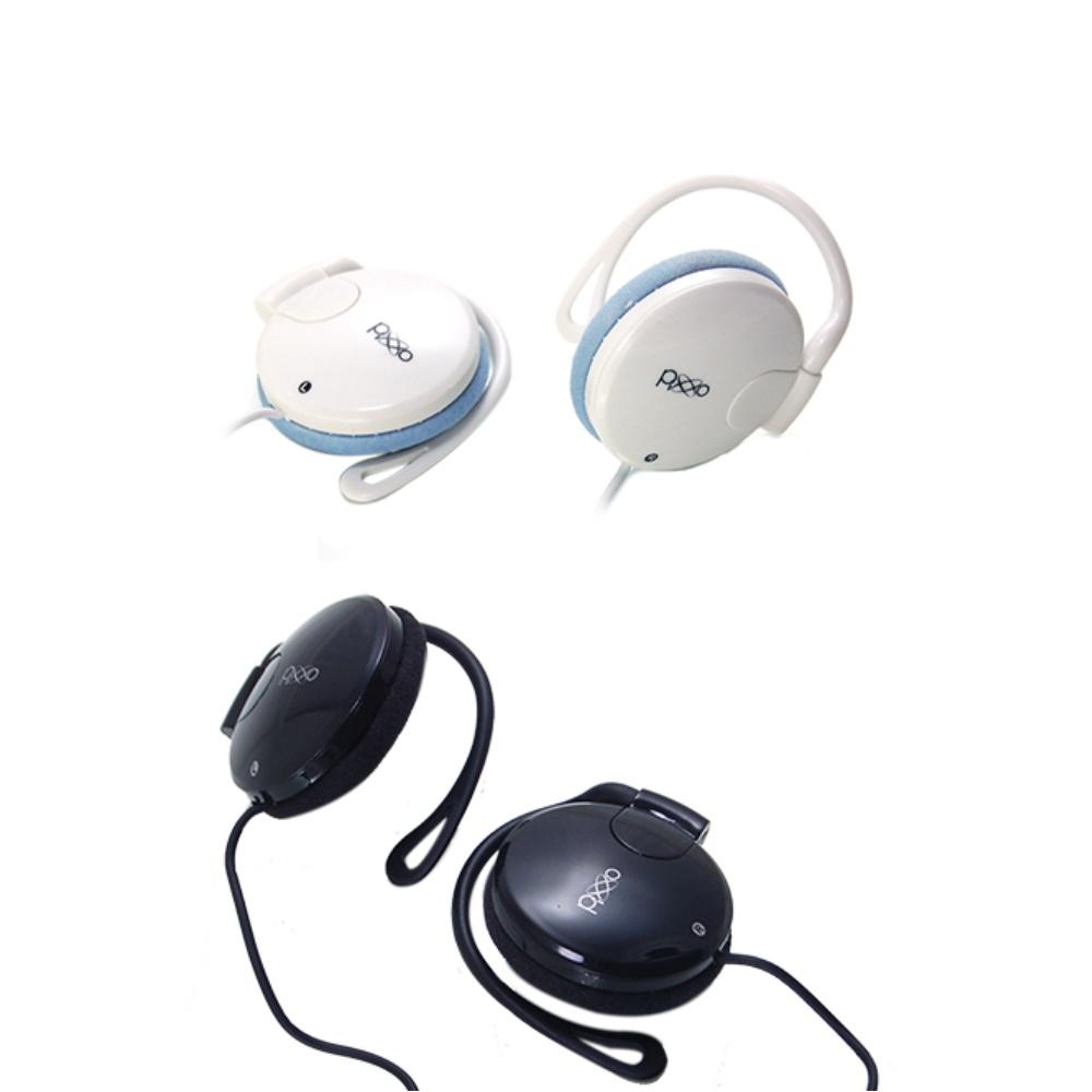Pixxo 輕量型 可調式 耳扣設計 多媒體 耳機