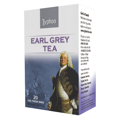 Typhoo 英倫伯爵茶(2gx20入)