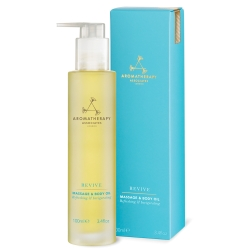 AA 明煥按摩潤膚油 100ml (Aromatherapy Associates)