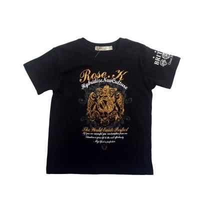 魔法Baby 台灣製大童短袖T恤 k 40272