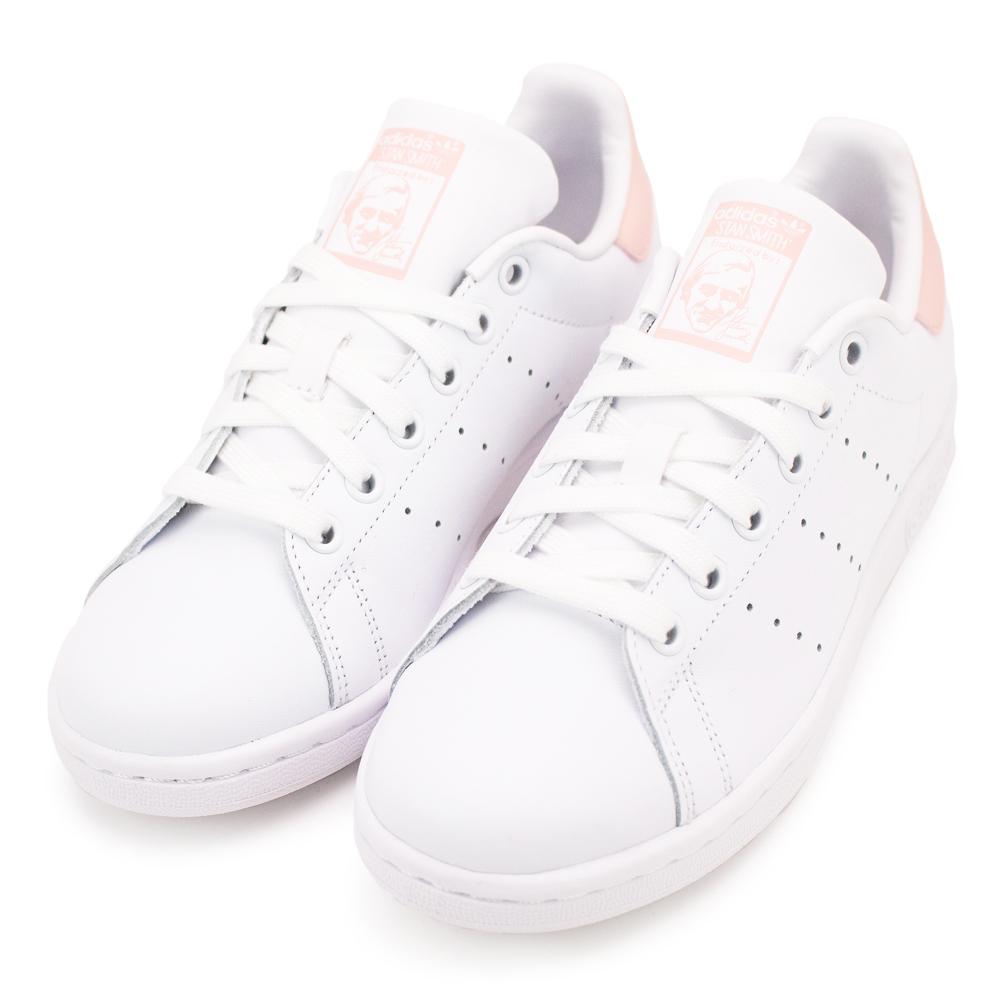 24H-ADIDAS-女休閒鞋AQ0372-白