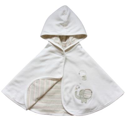 英國「Natures Purest」天然有機棉-斗篷外套(BWSS0091930)