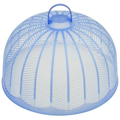 加密迷你型飯菜罩防蠅菜罩傘超值3入(26143)