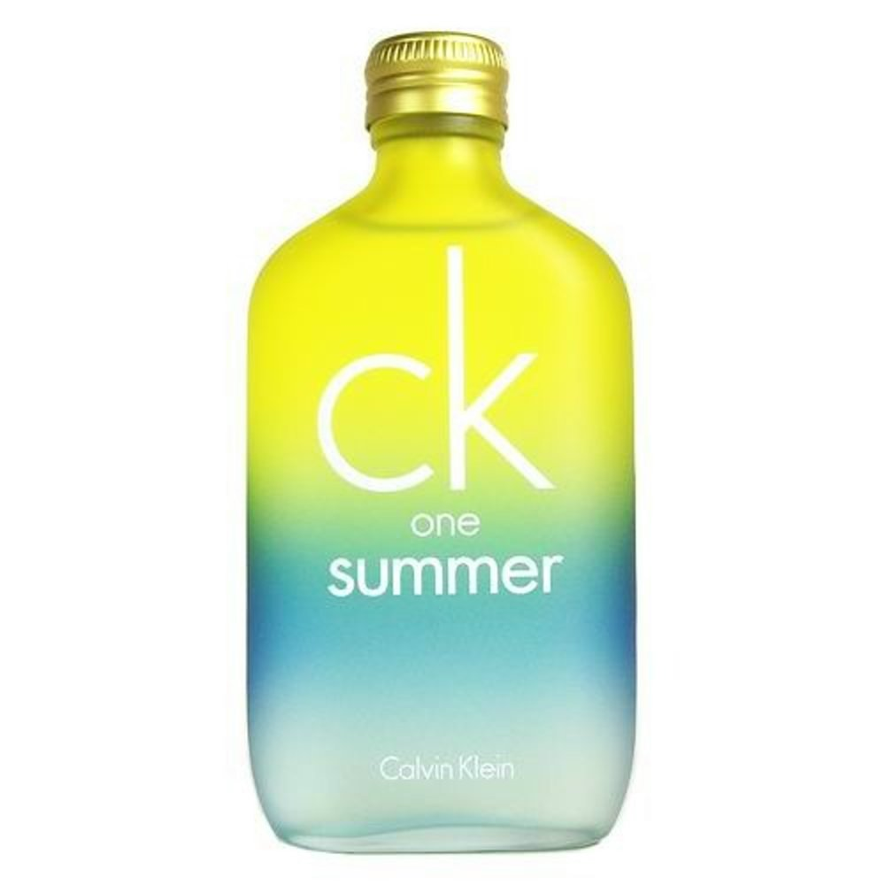 Calvin Klein Ck One Summer 2009 夏日珍藏版淡香水100ml