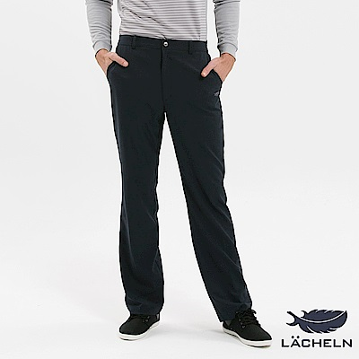 【LACHELN】彈力吸排防曬休閒長褲(S72M717)