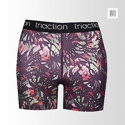 運動短褲黛安芬-Triaction Cardio機能好動系列平口褲M-XL(繽紛紫)