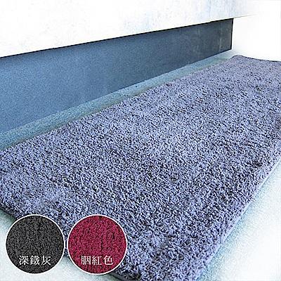 范登伯格 - 艾微 高彩度長毛地毯 (兩色可選 - 45x130cm)