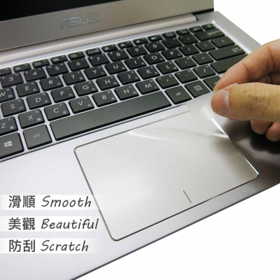 EZstick ASUS UX303 專用 TOUCH PAD 抗刮保護貼