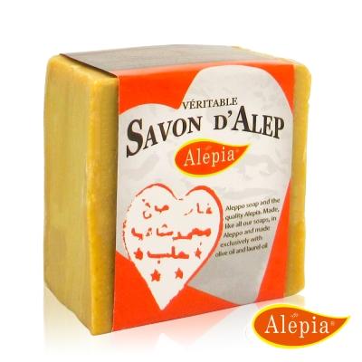 法國原裝進口 Alepia 百年皇室御用精油手工皂-心印記(200gx3)