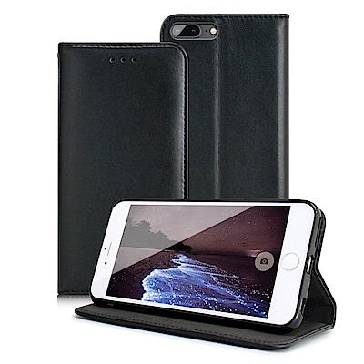 XM  iPhone 8 Plus / 7 Plus 5.5吋 精美好手感羊紋皮...