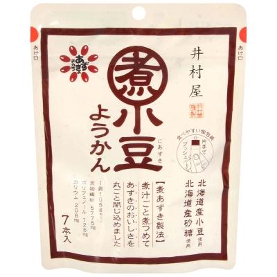 井村屋 紅豆風味羊羹(105g)