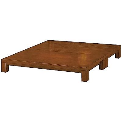AS-伊夫力 5 尺實木床底- 154 x 188 x 26 . 5 cm