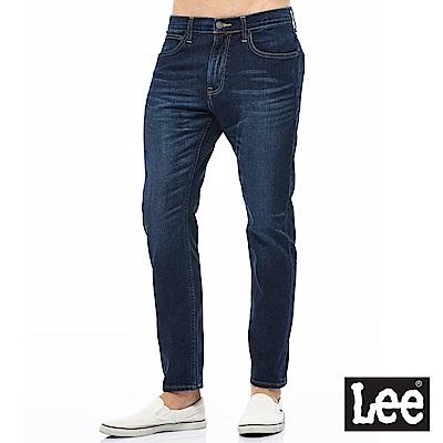 Lee 牛仔褲 705中腰標準舒適小直筒牛仔褲- 男款