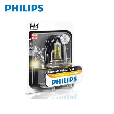PHILIPS 飛利浦 2900K 金鑽之光 WV(H4/HS1)機車用 公司貨