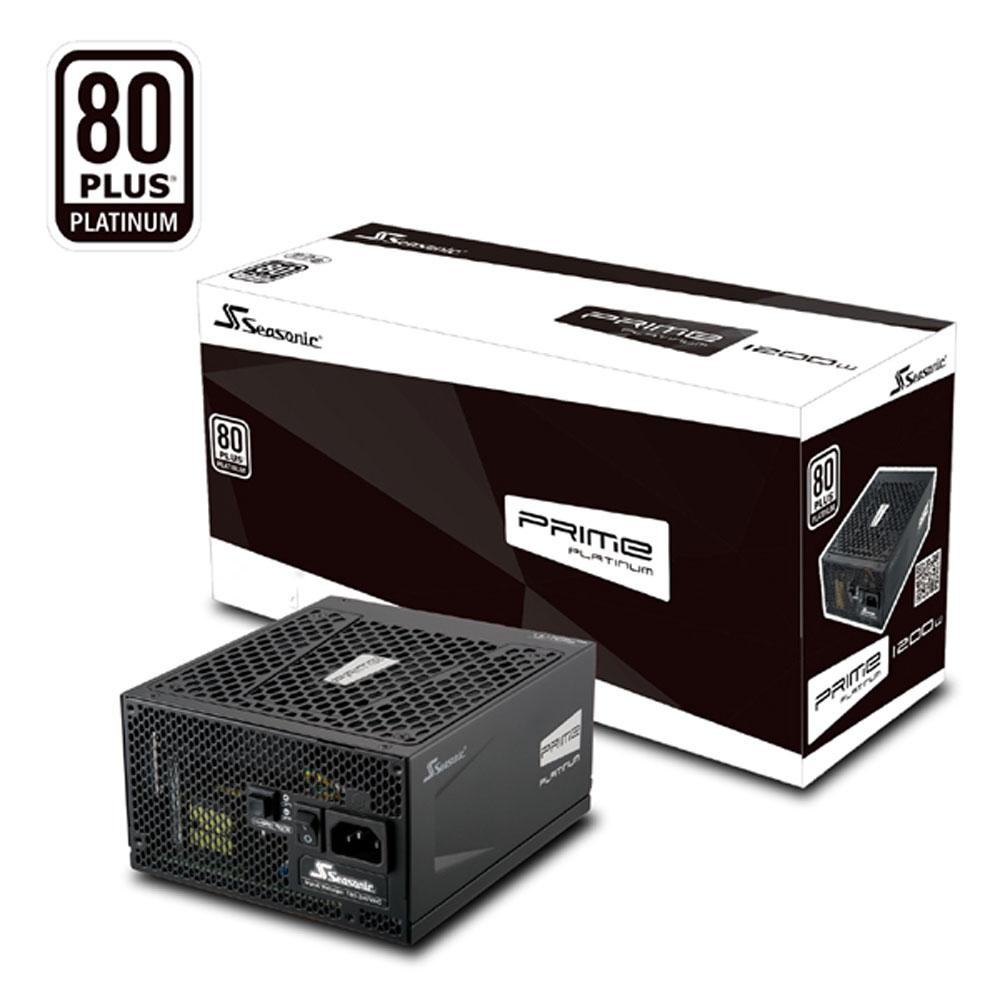 海韻 PRIME 550W Platinum 電源供應器
