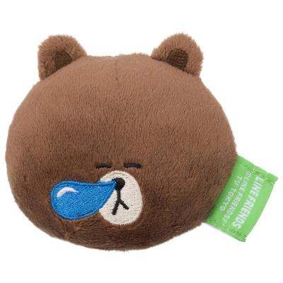 LINE-臉型磁鐵-熊大-02