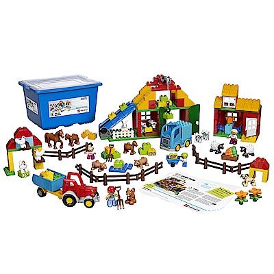 LEGO 樂高 得寶幼兒Education 大農場 45007
