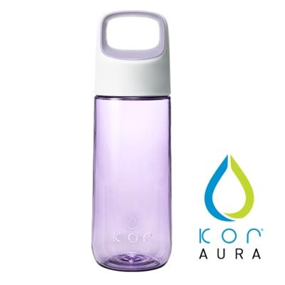 美國KORwater KOR Aura輕巧水瓶-薰衣草紫/500ml