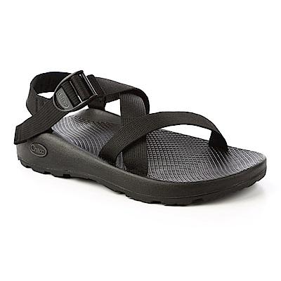 美國Chaco。男 越野運動涼鞋-標準款CH-ZCM01H405 (黑)