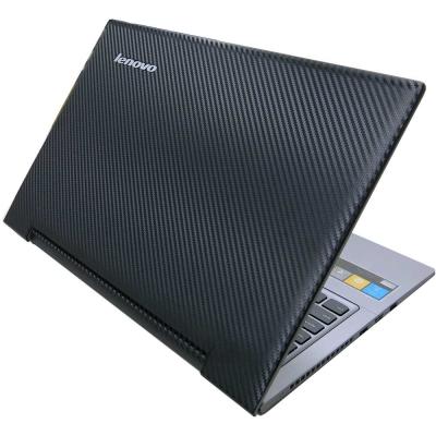 EZstick Lenovo S500 Touch Carbon黑立體紋機身保護膜