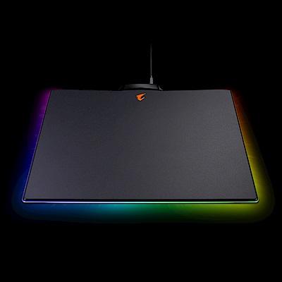 技嘉AORUS P7 RGB炫光電競滑鼠墊