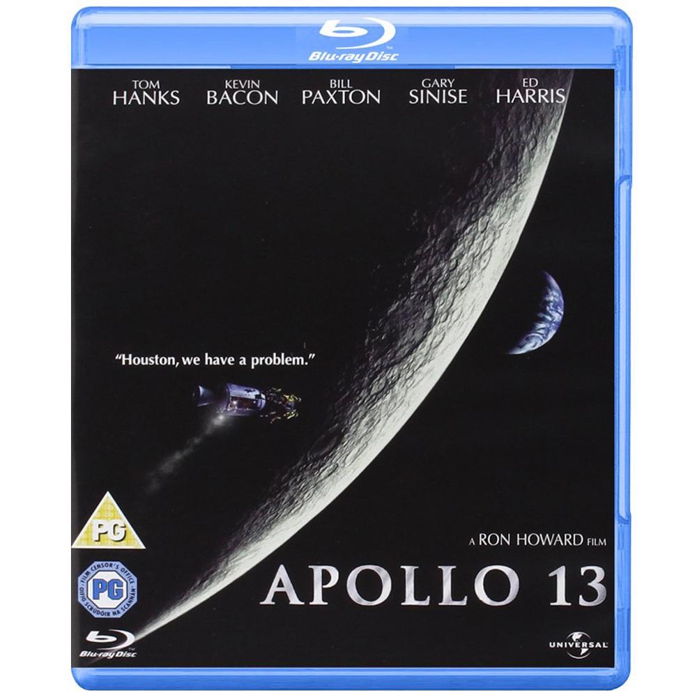 阿波羅13 Apollo 13 藍光 BD