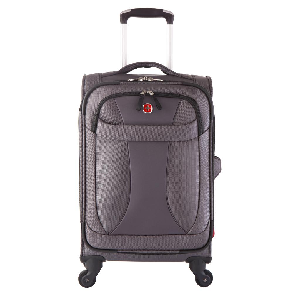 WENGER - 7208 新輕量系列20吋商務行李箱-灰WE720820GY